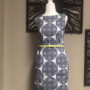 Patterned Dress.
